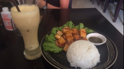Tofu Lok Luk <3