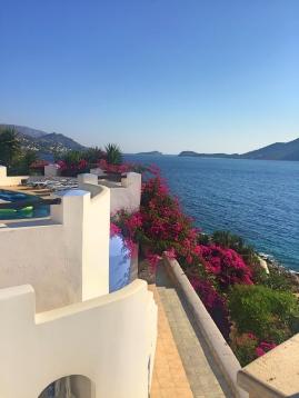 Villa at Kastelli Bay