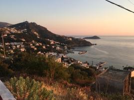 View of Kastelli Bay
