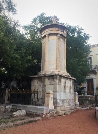 Choragic Monument of Lysicrates