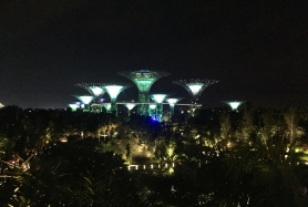 Alien City -Gardens by the Bay