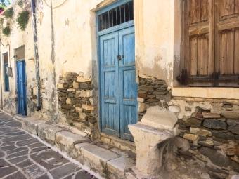 Hidden Alleyways in Parikia