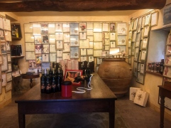 Awards and some of the famous wines from Cennatoio winery
