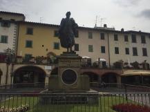 Statue of Giovanni da Verrazzano
