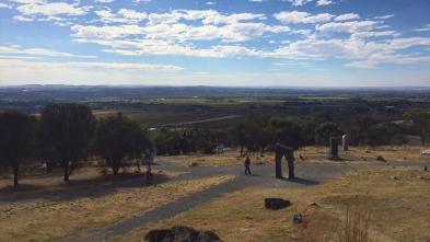 Barossa view point